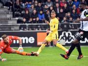 比赛集锦:昂热 0-5 巴黎圣日耳曼