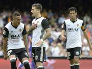 比赛集锦:瓦伦西亚 3-0 莱加内斯
