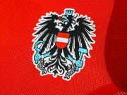 雪山风情!奥地利国家队2018主场球衣发布!
