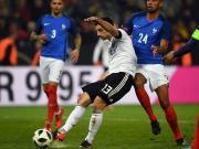 比赛集锦:德国 2-2 法国