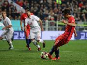 比赛集锦:韩国 1-1 塞尔维亚