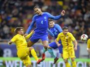 比赛集锦:罗马尼亚 0-3 荷兰