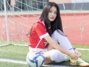 女球迷采访:她希望能在业余球场上见到更多学生军