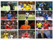 有人欢喜有人忧,盘点无缘世界杯最佳23人大名单