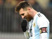 民族报:梅西和其他阿根廷国脚曾受贿20万美元