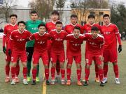 中国U20首场比赛因故中断,何时恢复还不确定