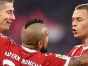 比赛集锦:拜仁慕尼黑 3-0 奥格斯堡