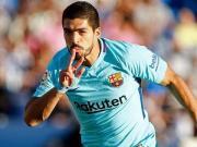 比赛集锦:莱加内斯 0-3 巴塞罗那