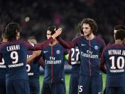 比赛集锦:巴黎圣日耳曼 4-1 南特