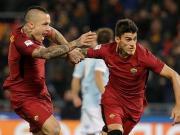 比赛集锦:罗马 2-1 拉齐奥
