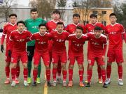 青年球员周报:U20选拔队首战告负,精英梯队联赛恒大夺魁