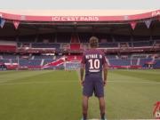 加盟巴黎100天纪念,内马尔在王子公园球场的辉煌还在继续