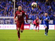比赛集锦:上海绿地申花 1-0 上海上港