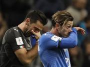 《天下足球》足球制造:意大利无缘世界杯,众老将褪去蓝衫