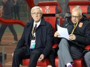 里皮:文图拉不是我选的;中国足协想和我续约至2022年
