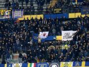 战绩不佳,维罗纳球迷进行抗议