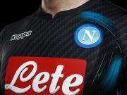 那不勒斯发布2017/18赛季第三客场球衣