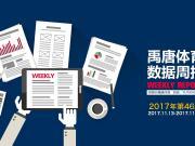 一周体育赛事收视报告:足协杯上海德比收视率0.7%