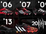 猎鹰系列足球鞋:足球史上不可磨灭的一抹印记