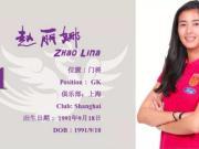 图集:玫瑰出征澳大利亚,中国女足23人大头照出炉