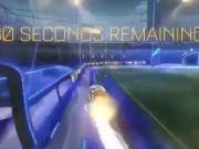 看两分钟就爱上的足球赛车游戏,这炫酷的场面简直燃到爆!