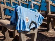 艳阳五月天,PUMA发布乌拉圭国家队2018主场球衣