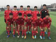 U15联赛 | 第四阶段第三轮,亚泰0比1小负江苏苏宁