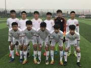 U15联赛丨收官战,亚泰0比1负恒大足校位列第十