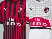 PUMA米兰!2018/19赛季米兰大喜娱乐城衣设计概念图