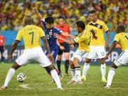 2014年世界杯专题丨C组:日本1-4哥伦比亚