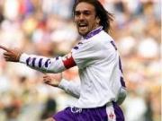 欧冠经典丨1999-2000赛季欧冠佛罗伦萨2-0曼联