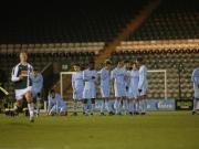曼城U18在青年足总杯被淘汰,4年来首次无缘进决赛
