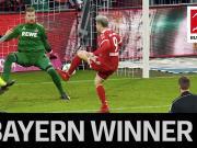 从博阿滕到穆勒再到莱万,来欣赏一下拜仁的进球之路
