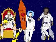 卫冕世俱杯加冕五冠王,霸气动画演绎皇马的荣耀时刻