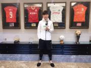 专访杨旭:对亚冠充满期待,祝辽足早日归来