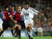 经典德比丨1999-2000赛季皇家马德里vs巴塞罗那