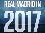2017年接近尾声,绚丽动画回顾属于皇家马德里的五冠时代