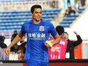 蓝色队魂,上海申花队长!莫雷诺中超进球全记录