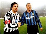 经典德比丨1997-1998赛季意甲国际米兰vs尤文图斯