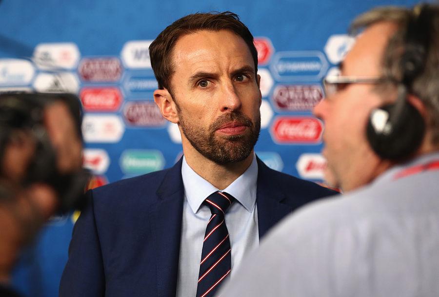索斯盖特:不会拘泥于一种阵型;巴西西班牙的控球比我们好