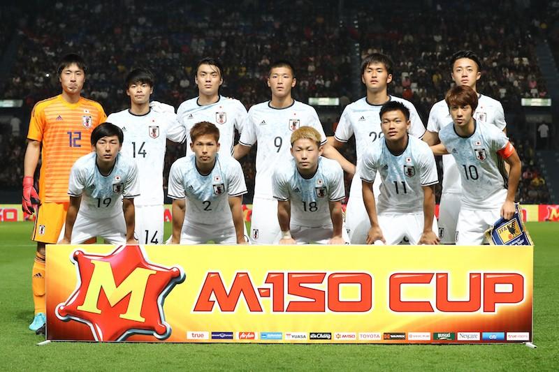 日本足协官方:派出U21国度队出征2018年中国U23亚