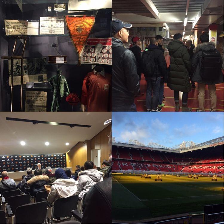 2018激情英超跨年:曼彻斯特足球之旅,与92传奇邂逅