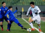 比赛集锦:泰国U23 1-0 日本U23