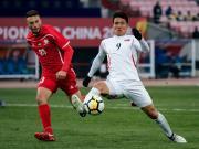 比赛集锦:巴勒斯坦U23 1-1 朝鲜U23