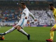 比赛集锦:皇家马德里 0-1 比利亚雷亚尔