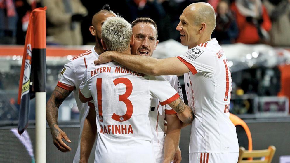 乌尔赖希:里贝里可以留在拜仁