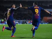 比赛集锦:皇家社会 2-4 巴塞罗那