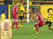 FIFA 18德甲十大劲射王:罗本J罗上榜,排第一的竟是他