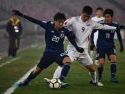 比赛集锦:日本U23 3-1 朝鲜U23