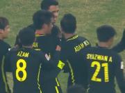 比赛集锦:沙特U23 0-1 马来西亚U23